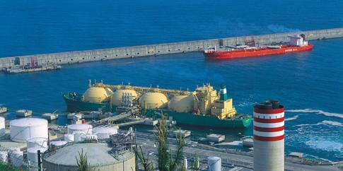 Pyoyecto CORE LNGashive. Impulsa el gas natural licuado como combustible para el transporte marítimo.