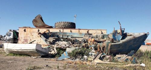 La próxima marea: el desguace de la flota pesquera