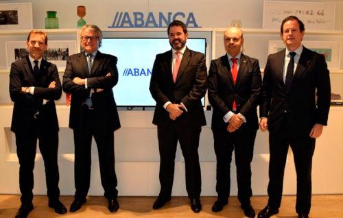 ABANCA y CEPESCA firman un acuerdo para impulsar la renovación de la flota