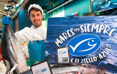 La tasa de etiquetado incorrecto en los productos pesqueros con el sello MSC es inferior al 1%