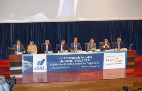 """IX Conferencia Mundial del Atún """"Vigo 2019"""" los días 16 y 17 de septiembre 2019"""