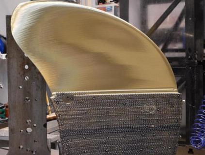Los fabricantes de hélices innovan con nuevos materiales bajo la denominación Horizon 2020