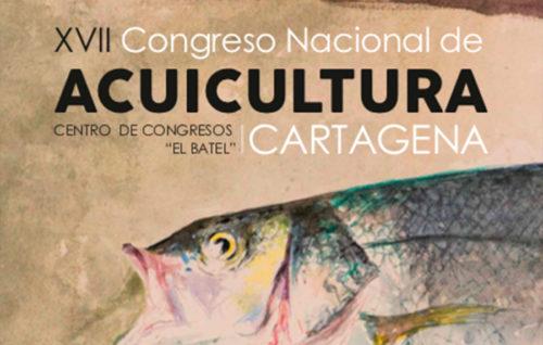 XVII Congreso Nacional de Acuicultura en Cartajena del 7 al 10 de mayo 2019