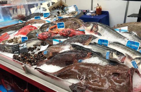 La Xunta pone en valor los productos del mar gallegos a través de campañas y acciones de promoción