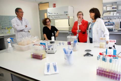 Galicia mejora el control de la ostra y mejillón para la cuantificación de norovirus