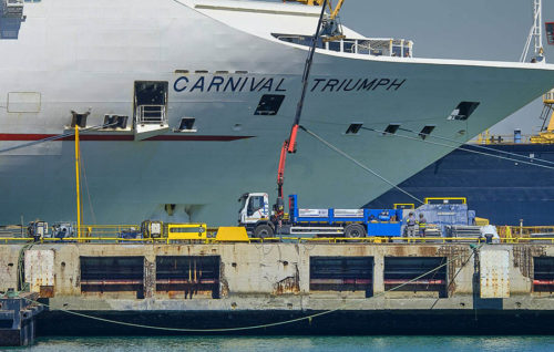 La construcción naval se enfrenta a aguas turbulentas debido a la crisis sanitaria