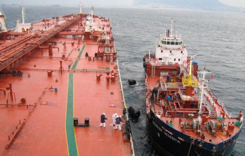 Los precios de los combustibles marinos aumentaron durante el mes de mayo