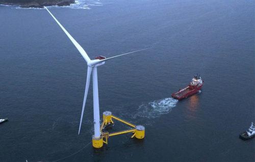 El Galician Offshore Energy Group abordó la eólica marina gallega