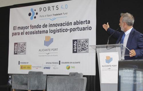 "Transportes da luz verde al Fondo ""Puertos 4.0"" dotado con 12 millones de euros para 2020"