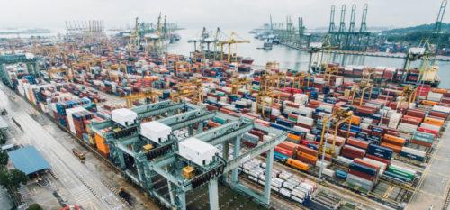 La digitalización de la industria marítima es clave para cambiar el funcionamiento de la logística naval