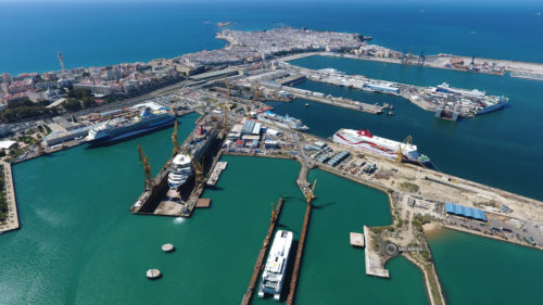 Navantia construirá un patrullero de altura para la Marina Real de Marruecos