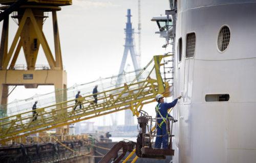 La cartera de pedidos y nuevos contratos del naval español se mantiene en 2020