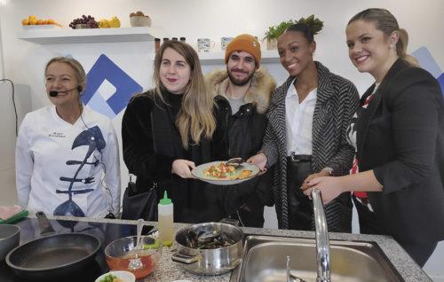 La Xunta anima a sus jóvenes a consumir productos del mar a través de las RRSS