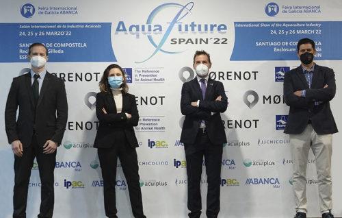 AquaFuture Spain reunirá al sector acuícola en Silleda para marzo del 2022
