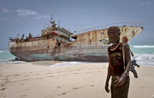 El Golfo de Guinea registra el mayor número de tripulantes secuestrados en 2020
