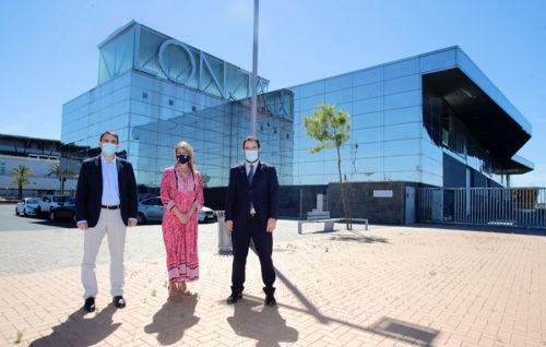 El Puerto de Huelva da a conocer en Conxemar Vigo la amplia oferta del Muelle Sur para la mercancía reefer