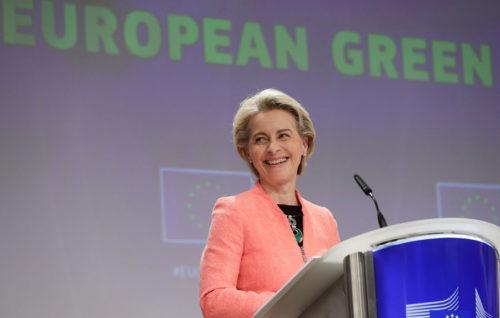 Los armadores europeos acogen con satisfacción el paquete climático 'Fit for 55'